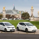 Renault-Nissan Alliance to provide world's largest EV fleet to international conference at COP21