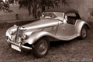 MG TF 1500 - Car Journals