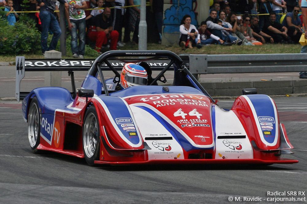 Radical SR8 RX - Car Journals