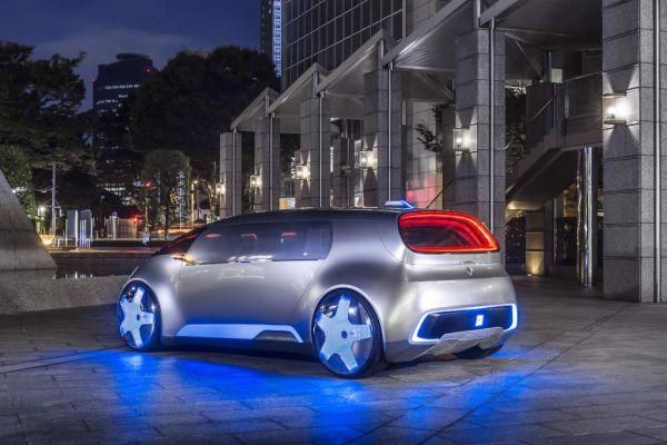 Mercedes-Benz Vision Tokyo Concept