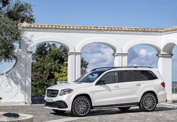 Mercedes-AMG GLS 63 4MATIC