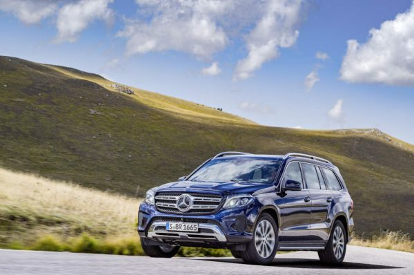 Mercedes-Benz GLS 350 D