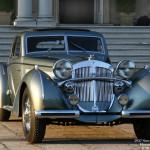 1937 Horch 853 Stromlinien Coupe Manuela von Bernd Rosemeyer