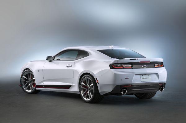 Camaro Chevrolet Performance concept