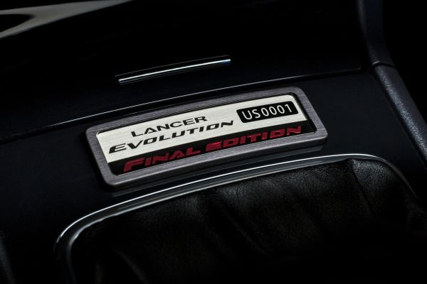 Mitsubishi Motors Announces National Auction of Lancer Evolution