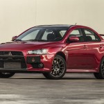 Mitsubishi Motors Announces National Auction Of Lancer Evolution Final Edition Number 1 Of 1600 To Benefit MS Society