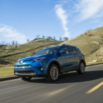 Electrifying Development: Refreshed 2016 RAV4 Line Offers Toyota's Eighth Hybrid