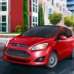 Charge 'Er Up: Ford Offers. Three Years' Complimentary. Charging to C-MAX Energi. Customers with EV 1-2-3. Charge, Powered by EVgo