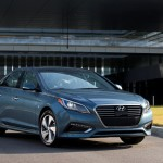 2016 Hyundai Sonata Plug-in Hybrid Delivers Class-Leading 27-Mile All-Electric Range