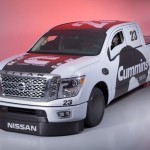 "Nissan Joins Cummins® In Land Speed Record Attempt With Special 2016 TITAN XD ""Triple Nickel"""