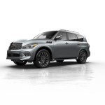 Infiniti announces U.S. pricing for 2016 QX80