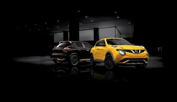 """Nissan JUKE """"Stinger Edition by Color Studio"""""""