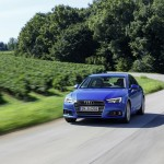 Five stars for Audi A4 in Euro NCAP test