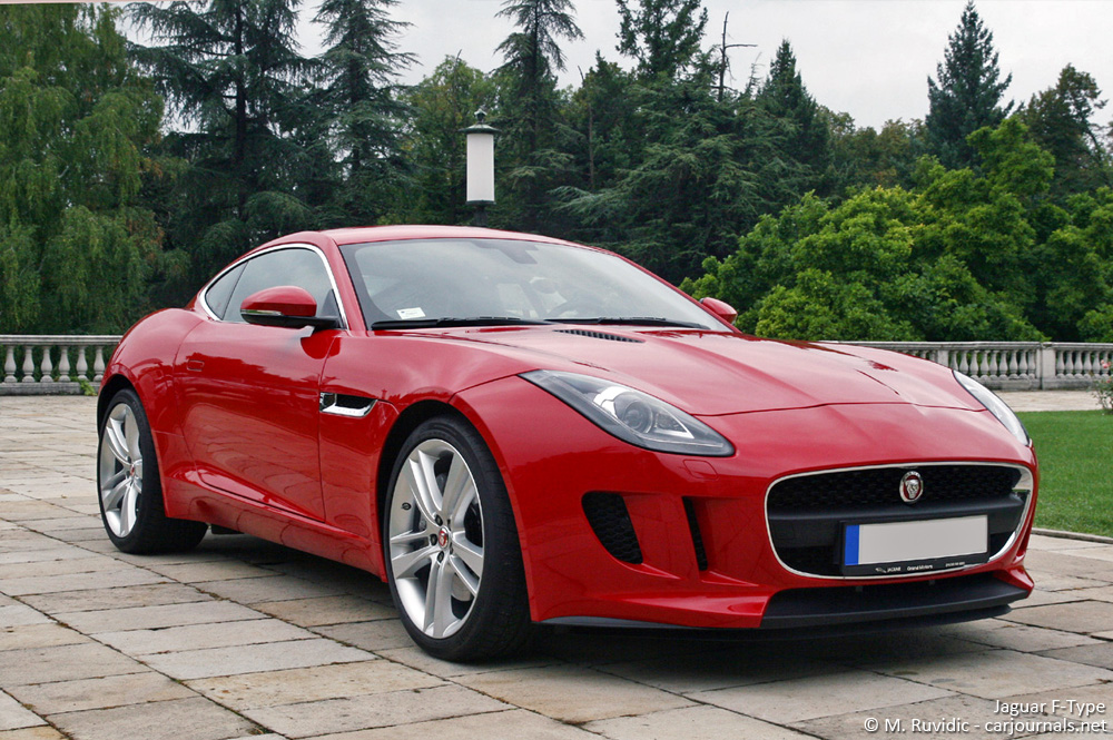Jaguar F-Type - Car Journlas