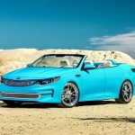 Kia Celebrates The Spirit Of The American Road Trip At 2015 SEMA Show