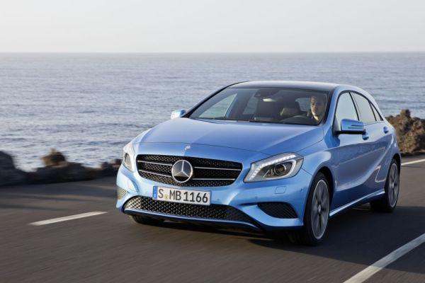 Mercedes-Benz A-Class, A 180 CDI