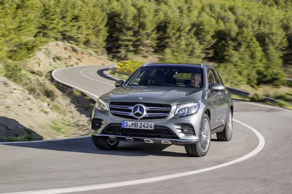 Mercedes-Benz GLC 350 e 4MATIC EDITION 1,  AMG Line