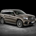 The New Mercedes-Benz GLS: GL Meets S – First-Class Performance On And Off The Road