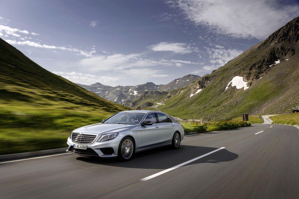 Mercedes-Benz, S-Class S 63 AMG