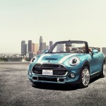 MINI at the Los Angeles Auto Show 2015