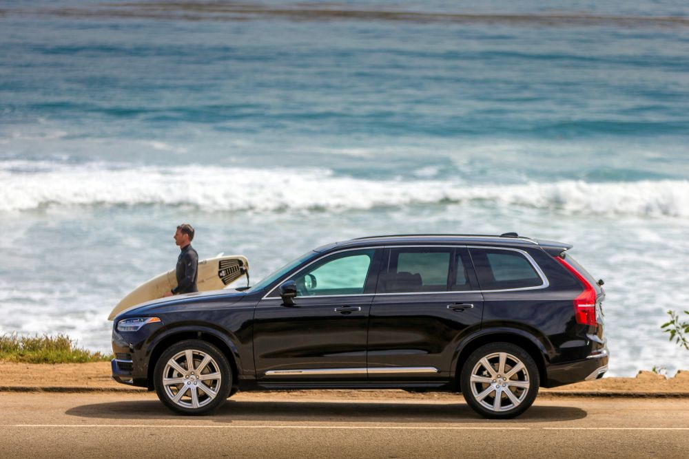 The new Volvo XC90