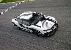 Audi RS 7 piloted driving concept © Audi