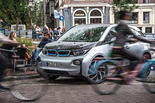 BMW i3 - Urban mobility