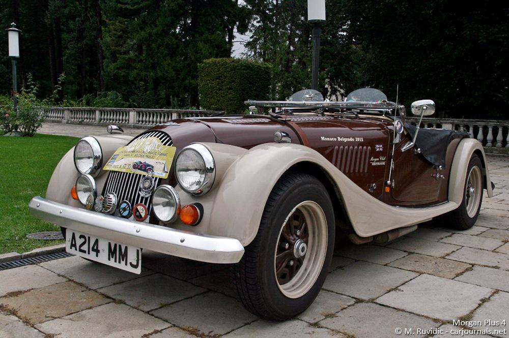 Morgan Plus 4 - Car Journals