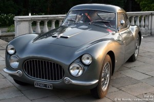 Fiat 8V 1954 - Car Journals
