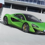 McLaren Sports Series Enters Production