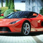2015 Ferrari LaFerrari Test
