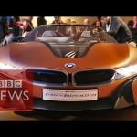 CES 2016: BMW shows off gesture-controlled concept car