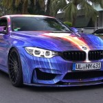 Hamann BMW M4 Art Car – Brutal Accelerations & Tunnel Revs