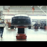 Travel down the Tilburg assembly line with Tesla Model S