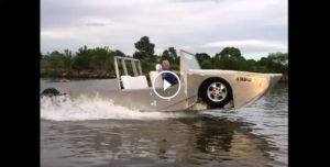DIY Amphibious Car