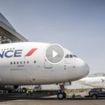 2017 Porsche Cayenne S Towing AIRBUS A380 – Guinness World Records Title